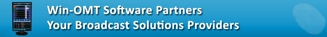 win-OMT Software + Hardware A Proven Turnkey Solution
